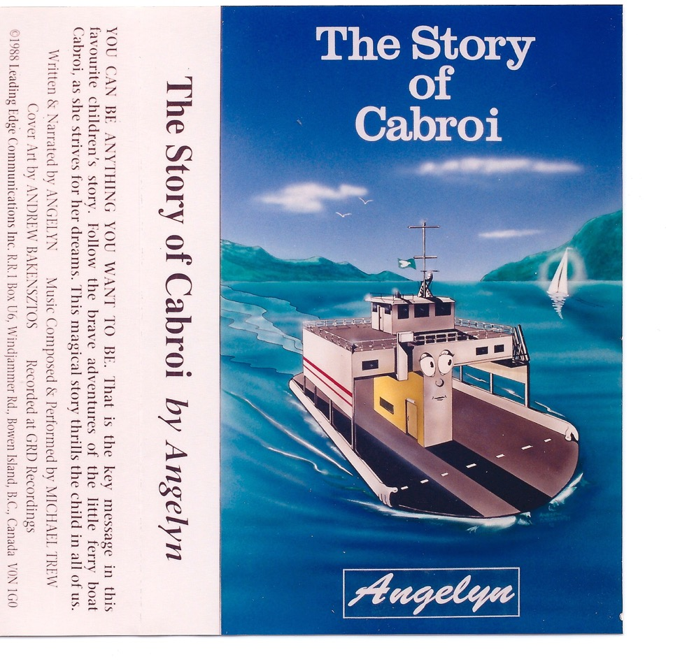 The Story of Cabroi (Audiobook)